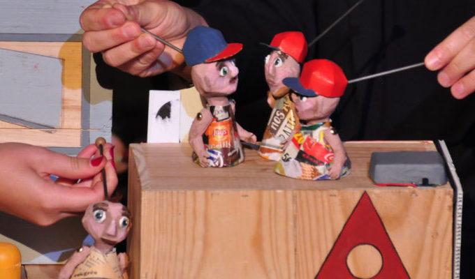 «Et moi dans tout ça?», une animation en famille autour de la précarité.