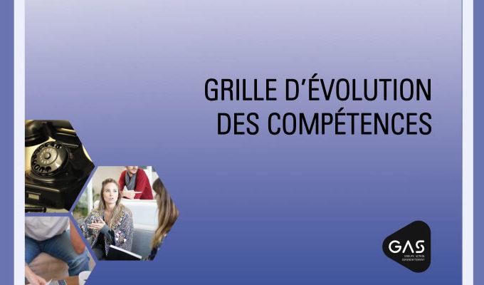 Formation sur l'utilisation de l'outil « Grille d'évolution des compétences ».